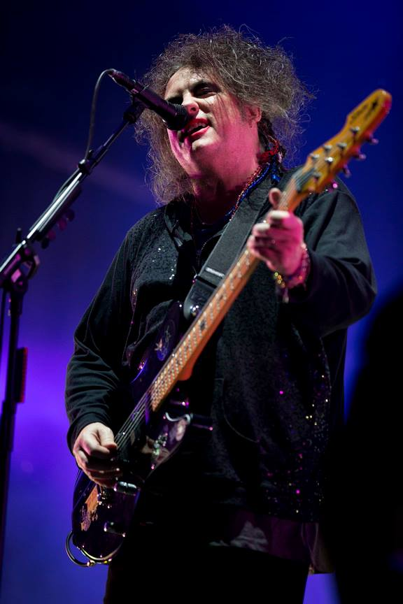 The Cure // Facebook officiel du festival