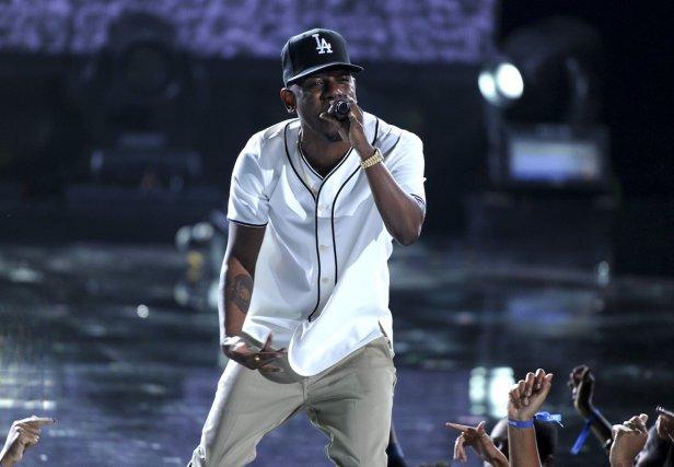 Kendrick Lamar // Osheaga // lapresse.ca