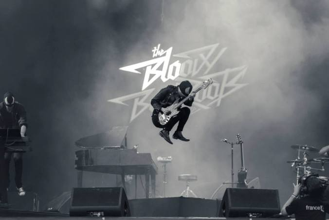Facebook Rock en Seine // The Bloody Beetroots