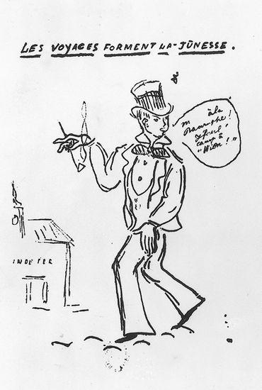 Paul Verlaine, La Revue Blanche, 1897
