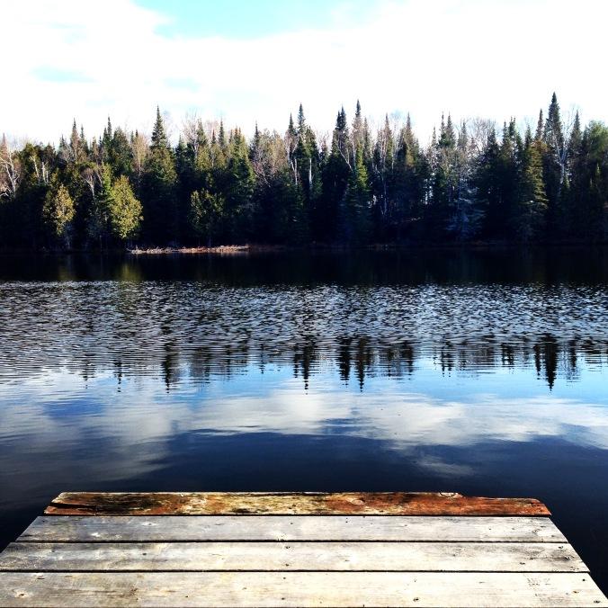 Lac des Plages (LDP DLP), Québec, octobre 2015